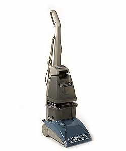 how to clean a hoover steamvac deluxe