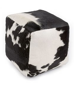Cowhide Ottoman (Colombia)