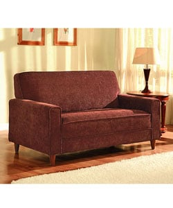 Montgomery Plum Small Scale Sofa 80000441 Shopping Great Deals On Sofas