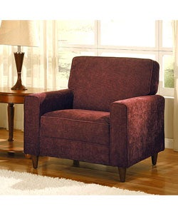 Montgomery Plum Chair 80000442 Shopping Great Deals On Li