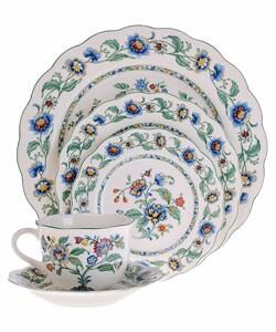 Nikko Oriental Garden 20-piece Dinnerware Set