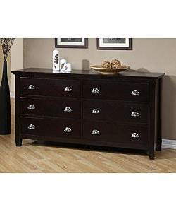 Waynesborough 6-drawer Dresser