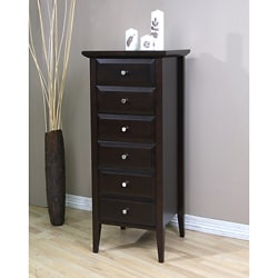 Coventry 6-drawer Lingerie Chest