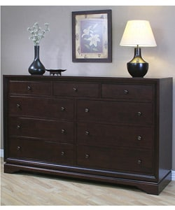 Armada 9-drawer Dresser