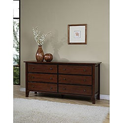 Talisman 6-drawer Dresser