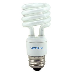 verilux 13 watt broad spectrum fluorescent light bulb. Black Bedroom Furniture Sets. Home Design Ideas