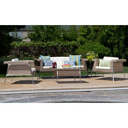 Draper Outdoor Four-piece Set