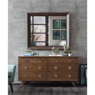 Ink+Ivy Cosmo 6-drawer Dresser and Mirror