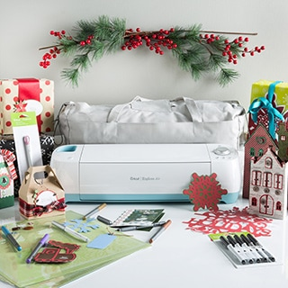 Cricut Explore Air Die Cutting Machine Bundle +10 Pens +4 Mats +Scraper +Bluetooth