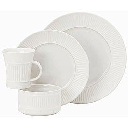 Dansk Flamestone Ivory 16-piece Dinnerware Set