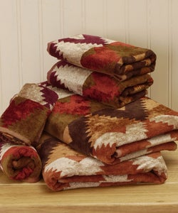 Croscill Santa Fe Towels (Set of 6)