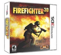 Nin 3DS - Firefighter 3D