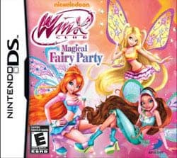 NinDS - Winx Club