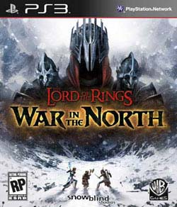 PS3 - The Lord of the Rings: War in the North
