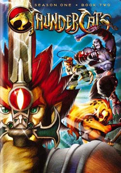 Thundercats 2011 Season on Thundercats  2011   Season 1  Book 2  Dvd    Overstock Com