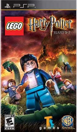 PSP - LEGO Harry Potter: Years 5-7