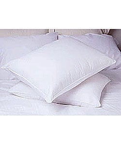Deluxe Queen-size Natural Feather Pillows (Set of 10)