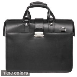 Amerileather Leather Doctor&#39;s Carriage Bag