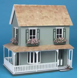 The Laurel Dollhouse Kit
