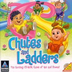 Chutes and Ladders Computer Game