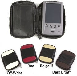 Amerileather Multicolored Leather Handheld Case