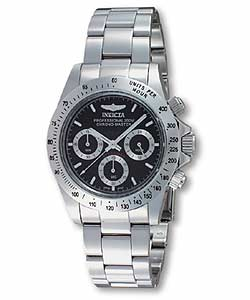Invicta Speedway S Men's 200-meter Chronograph Watch