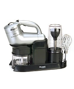Bravetti 4-in-1 Multi-use Mixer (Refurbished)