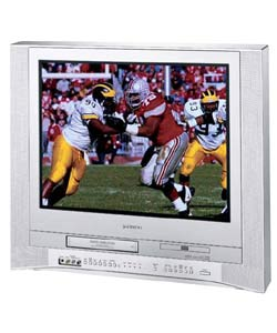 Toshiba MW24FN1 24-inch Flat Screen TV/DVD/VCR Combo (Refurbished)