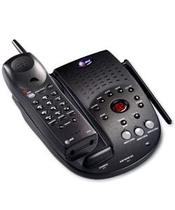 ATT 9353 900MHz Cordless Phone with Answering Machine