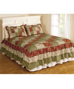 Casa Bella Luxury Bedspread