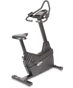 Keys Magnetic Resistance EKG Upright Exercise Bike