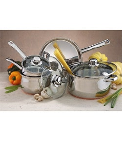 Acrosteel 7-piece Cookware Set