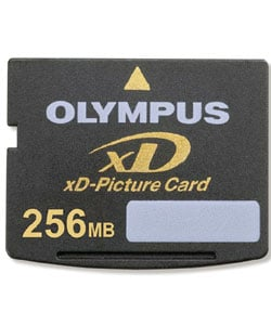 xd 256 mb: