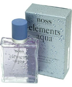 Aqua Elements by Hugo Boss Men's 3.3-ounce Eau de Toilette Spray