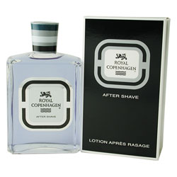 Royal Copenhagen Aftershave Lotion 8-ounce for Men