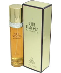 White Diamonds by Elizabeth Taylor 3.4-ounce Eau de Toilette Spray
