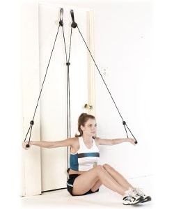 Everlast Pilates Door Gym with Adjustable Tension
