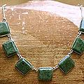 Sterling Silver 'Love Immortal' Jade Necklace (Guatemala)