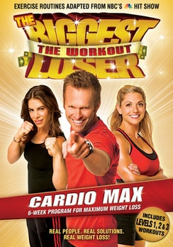 The Biggest Loser Workout: Cardio Max movie