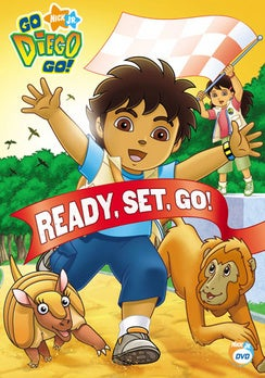 Go Diego Go! - Ready, Set, Go! movie