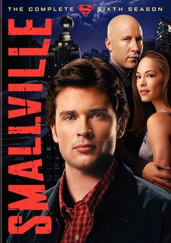 Smallville: The Complete Sixth Season movie