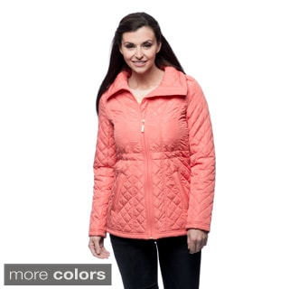 Ellen Tracy Women's Quilted Jacket