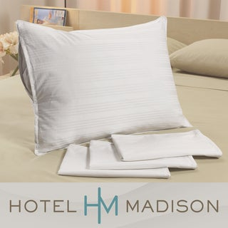 Hotel Madison 1000 Thread Count Pillow Protectors (Set of 4)