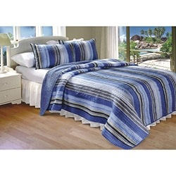 Greenland Home Fashions Brisbane Pillow Shams (Set of 2)