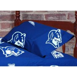 Duke University Blue Devils Pillowcase