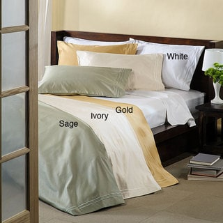 Egyptian Cotton 1600-thread Count Sateen Pillowcase Set