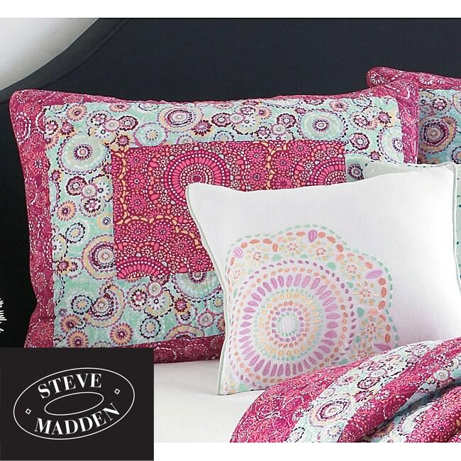 Steve Madden 'Mariah' Quilted Pillow Sham
