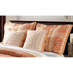 Taj Cotton Standard Pillow Shams (Set of 2)