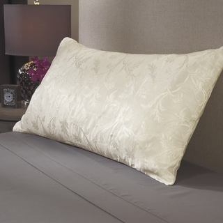 Antimicrobial Stain Protective Pillow with Zipcover