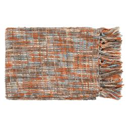 Pit Woven Acrylic Throw